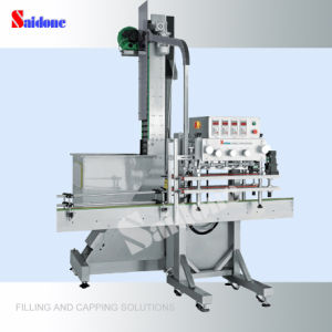 Automatic Spindle Capper for Screw Cap pictures & photos