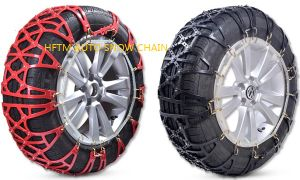 Decorative Chain for 9mm Carbon Steel Diamond Design Snow Chain for SUV pictures & photos