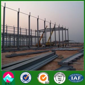 Light Steel Frame Building Construction in South America (XGZ-SSW 428) pictures & photos