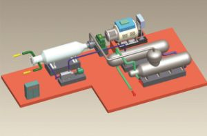 Orc System for Electric Generation pictures & photos