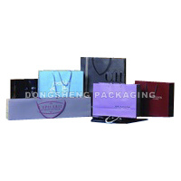 Paper Gift Shopping Bag for Cosmetics/Perfume