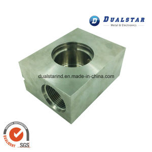 Carbon Steel CNC Milling Part for Optical Device pictures & photos