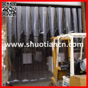 Plastic PVC Cold Room Air Curtains (ST-004) pictures & photos
