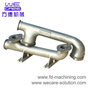 Stainless Steel Gravity Casting Tap Parts for Kitchen Hardware