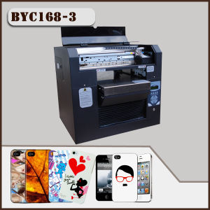 Byc 168-3 UV LED Phone Case Printing Machine with High Resolution pictures & photos