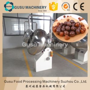 High Quality Stainless Steel Chocolate Polishing Machine (PGJ30) pictures & photos
