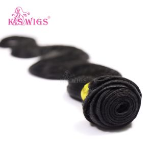 7A Remy Hair Weft Virgin Human Hair Extension pictures & photos