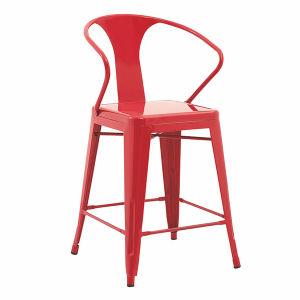 Modern Replica Industrial Tolix Marais Metal Dining Restaurant Chair (FS-D502-24) pictures & photos