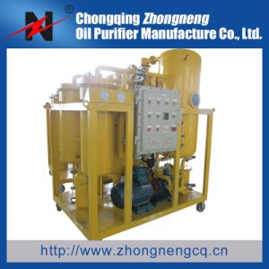 Zhongneng Turbine Oil Purifier/Vacuum Hydraulic Oil Purification Machine Series Ty pictures & photos