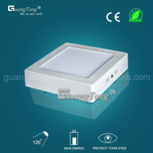 Surface Mounted 6W Square Panel Light LED Downlight pictures & photos