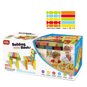 En71 Approval DIY Plastic Block Toy (10251548) pictures & photos