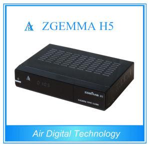 Hevc/H. 265 Decoder Zgemma H5 DVB S2 DVB T2&C pictures & photos