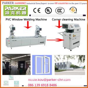 PVC/UPVC Vinyl Window Making Machine, PVC Plastic Welding Machine pictures & photos