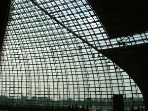 Galvanized Tube Truss Steel Structure pictures & photos