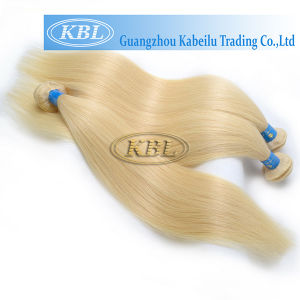 European 613 Blond Color Human Hair pictures & photos