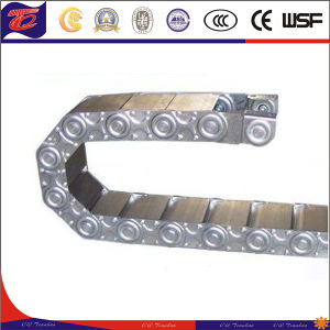 stainless Steel Enlcosed Type Cable Drag Chain pictures & photos