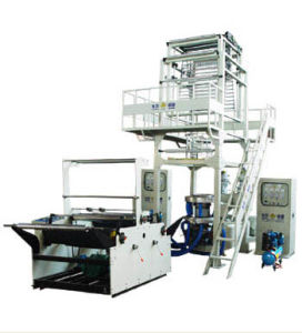 2015 New Double-Layer Co-Extrudsion Rotary Die Film Blowing Machine