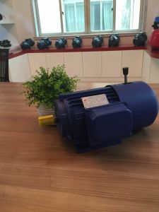 Chimp Yej Series 2 Poles 5.5kw AC Electromagnetic Brake Three Phase Asychronoous Electric Motor pictures & photos