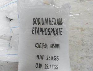 Sodium Hexametaphosphate 68% Industrial Grade/SHMP pictures & photos