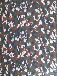 Fy-24 Military 600d Oxford Camouflage Printing Fabric pictures & photos
