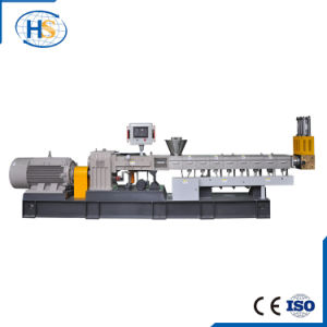 Tse-65D Plastic Recycling Machine with Two Column Hydraulic Screen Changer pictures & photos