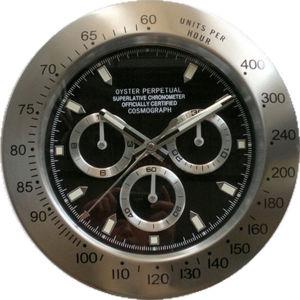 House Decor Luxury Wrist Watch Wall Clock Moden Smart Watch (T6111-2)