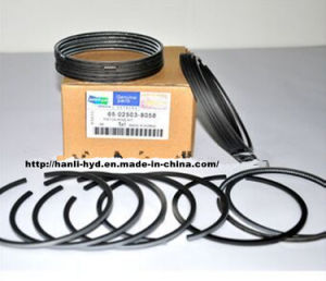 Dh130 Dh150 Engine Doosan Hydraulic Piston Ring (dB58 dB58T) pictures & photos