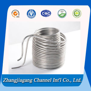 Stainless Steel High Quality Supplying Coil Heating Pipes pictures & photos