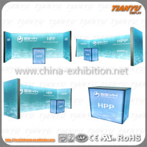 Light Weight Aluminum Fabric LED Edge Exhibition Booth pictures & photos