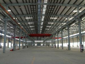 Large Span Steel Structure Workshop