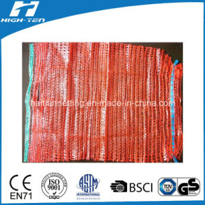 PE Raschel Type Mesh Bag for Fruit and Vegetable pictures & photos