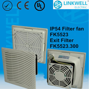 Metal Enclosure Fan Filter (FK5523) pictures & photos