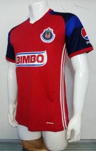 2016/2017 Season Chivas Guadalajara CD Red Football Jersey Tshirts pictures & photos