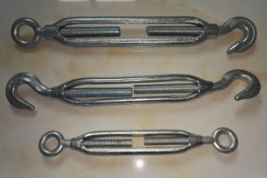 Rigging Carbon Steel E. Galvanized JIS Type Frame Type Turnbuckle pictures & photos