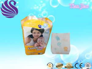 Disposable Super Absorption Comfortable Baby Diaper pictures & photos