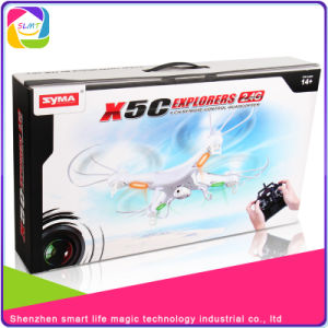 Best Selling 2.4G 4-Axis UFO Aircraft RC Quadcopter with Camera 2 Mega Pixels