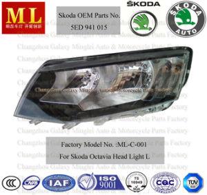 Auto Headlight for Skoda Octavia From 2013 (5E1941017) pictures & photos