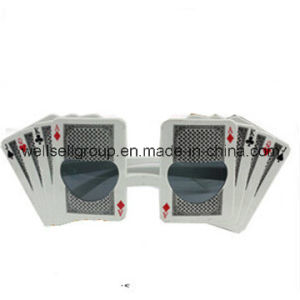 Card Shaped Glasses for Party Decoration/Party Supplies pictures & photos