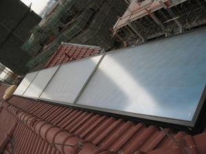 Laser Welded Flat Plate Solar Collector pictures & photos