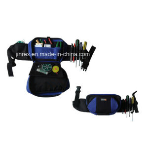 Functional and Foldable Waist Tool Bag with Flap pictures & photos