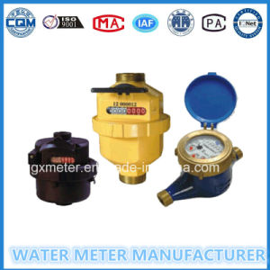 Volumetric Water Meter Kent Types Water Flowmeter (Dn15-25mm) pictures & photos