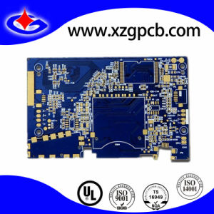 Multilayer Fr4 PCB Circuit with Gold Plating Finger pictures & photos