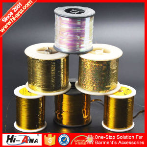 Over 800 Partner Factories Dyed M Type Metallic Yarn pictures & photos