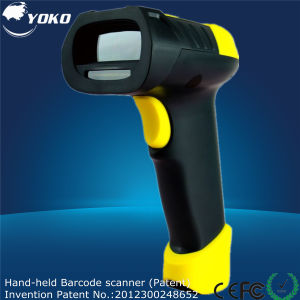 1d Laser Barcode Scanner USB pictures & photos