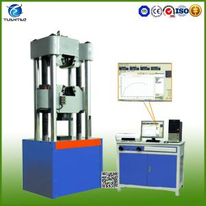Hydraulic Computerized Tensile Testing Machine Price pictures & photos