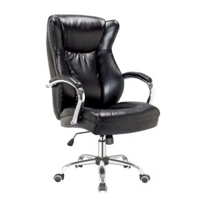 High Back Faux Leather Executive Manager Office Revolving Chair (FS-8811) pictures & photos