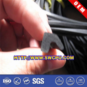 Colorful Any Size of Sponge Foam Rubber Strip/Pipe/Tube (SWCPU-R-T455) pictures & photos