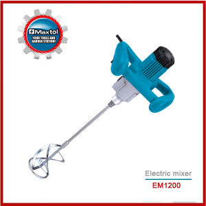 1200W 140mm Electric Mixer (EM1200) pictures & photos