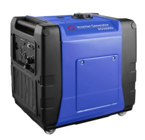 5600W Diesel Digital Inverter Generators