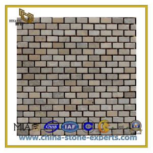 Decoration Granite Marble Mosaic Tiles for Wall/Flooring (YQC) pictures & photos
